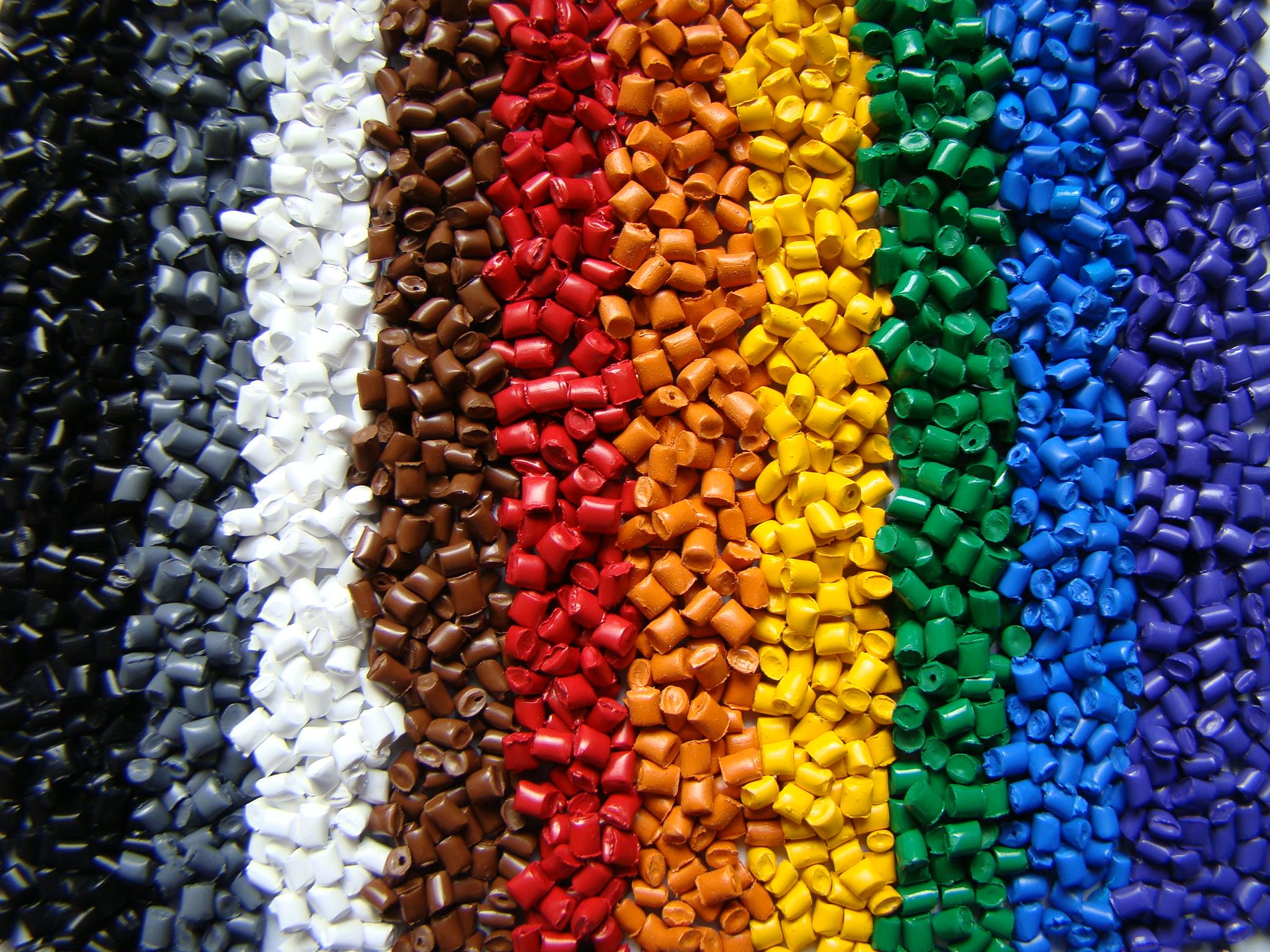 rigenerazione materie plastiche granuli in pvc