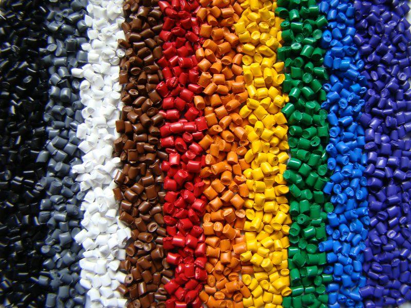 produzione granuli in pvc